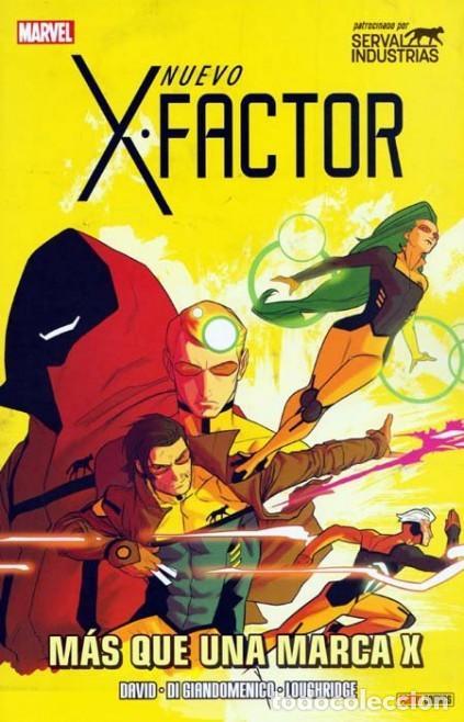 X-FACTOR VOL. 2 Nº 8 NUEVO X-FACTOR MAS QUE UNA MARCA X - PANINI - IMPECABLE - OFI15T (Tebeos y Comics - Panini - Marvel Comic)