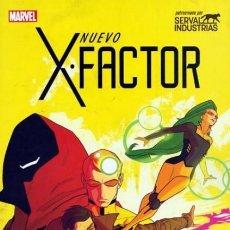 Cómics: X-FACTOR VOL. 2 Nº 8 NUEVO X-FACTOR MAS QUE UNA MARCA X - PANINI - IMPECABLE - OFI15T. Lote 129967079