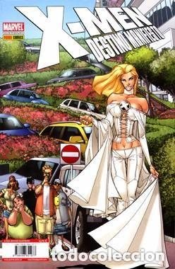 X-MEN DESTINO MANIFIESTO - PANINI - COMO NUEVO - OFI15T (Tebeos y Comics - Panini - Marvel Comic)