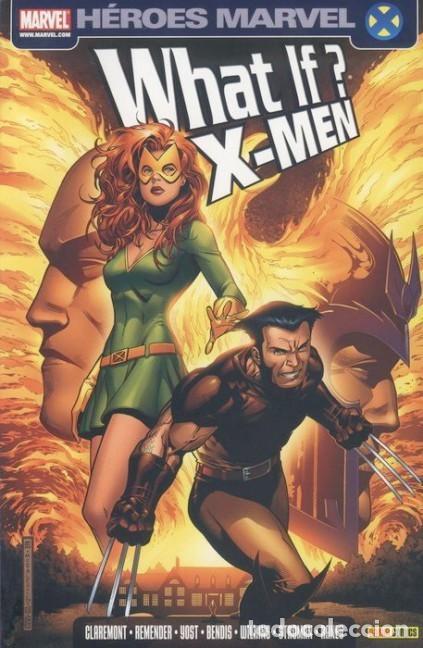 WHAT IF? X-MEN - PANINI - MUY BUEN ESTADO - OFI15T (Tebeos y Comics - Panini - Marvel Comic)