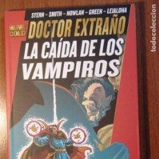 Cómics: MARVEL GOLD, DOCTOR EXTRAÑO LA CAÍDA DE LOS VAMPIROS TOMO DE 176 PAG. DE PANINI. Lote 130623210