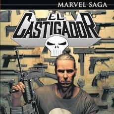 Cómics: MARVEL SAGA Nº 17 EL CASTIGADOR. EN EL PRINCIPIO - PANINI - CARTONE - BUEN ESTADO - OFI15T. Lote 130771568