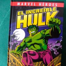Cómics: MARVEL HEROES EL INCREIBLE HULK PERDONADO PANINI COMICS. Lote 130829740