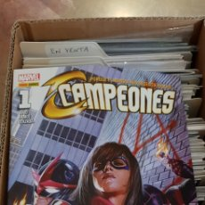 Cómics: CAMPEONES. Lote 151477082