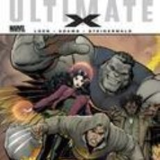 Cómics: ULTIMATE X - MARVEL GRAPHIC NOVELS - PANINI - TAPA DURA - IMPECABLE - OFSPJ. Lote 171275403