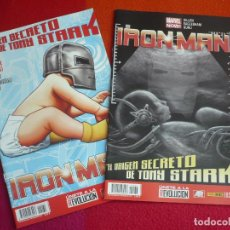 Cómics: IRON MAN VOL. 2 NºS 31 Y 32 ( GILLEN LAND ) ¡MUY BUEN ESTADO! PANINI MARVEL NOW. Lote 130887664