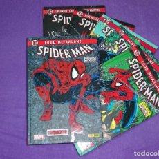 Cómics: SPIDERMAN - TODD MCFARLANE - 6 TOMOS - COMPLETA - TAPA DURA. Lote 131179128