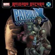 Fumetti: PATRULLA-X OSCURA: VIAJE AL CENTRO DEL DUENDE- MUY BUENO Y REBAJADO. Lote 131187316