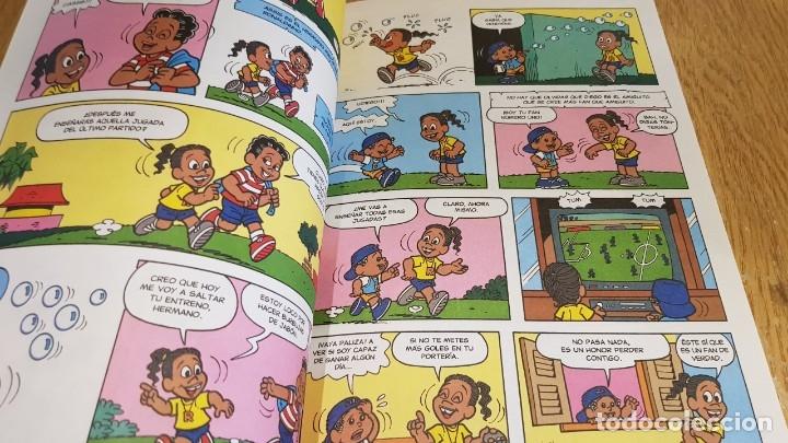 Cómics: RONALDINHO GAÚCHO Nº 1 Y 2 / MARURICIO DE SOUSA / COMICS PANINI / COMO NUEVOS. - Foto 2 - 131563770