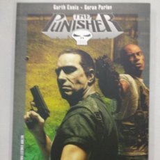 Cómics: THE PUNISHER BARRACUDA GARTH ENNIS N 6 MARVEL PANINI. Lote 131564494