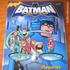 Cómics: BATMAN, THE BRAVE AND THE BOLD Nº 4 - PANINI DC COMICS - . Lote 131782754