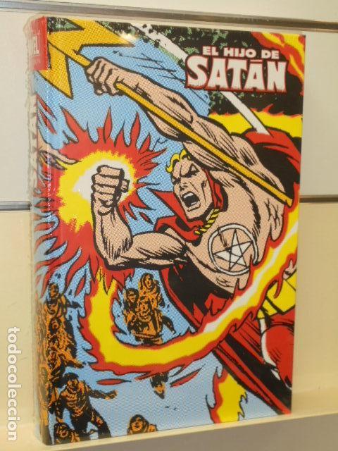 660b476266 EL HIJO DE SATAN MARVEL LIMITED EDITION - PANINI COMICS OFERTA (Tebeos y  Comics -
