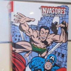 Cómics: LOS INVASORES TIEMPO DE TITANES LIMITED EDITION - PANINI COMICS OFERTA. Lote 132456790