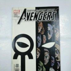 Cómics: THE AVENGERS. 60. EARTH'S MIGHTIEST HEROES. DIRECT EDITION. EN INGLES. TDKC26. Lote 132725170