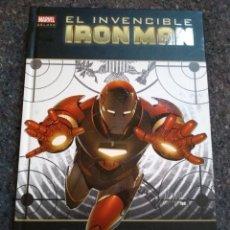 Cómics: EL INVENCIBLE IRON MAN 2 - EL MÁS BUSCADO DEL MUNDO - MARVEL DELUXE. Lote 133183622