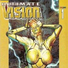 Cómics: ULTIMATE VISION COMPLETA 2 Nº PANINI ESPAÑA. Lote 222669078