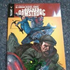 Cómics: ARCHER & ARMSTRONG 1 - EL CÓDIGO MIGUEL ÁNGEL. Lote 133233306