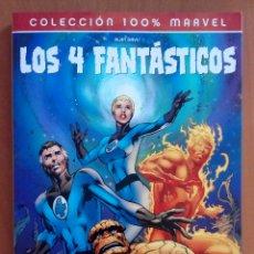 Cómics: LOS 4 FANTÁSTICOS. EL FIN.. Lote 133297545