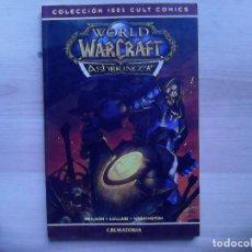 Cómics: WORLD OF WARCRAFT .100 % 100 CULT COMICS. Lote 133304898