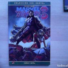 Cómics: COLECCIÓN 100X100 MARVEL. MARVEL ZOMBIS. CARNE Y METAL.. Lote 133305178