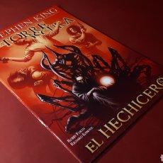 Cómics: LA TORRE OSCURA EXCELENTE ESTADO EL HECHICERO STEPHEN KING PANINI. Lote 133376622