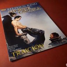 Cómics: LA TORRE OSCURA 4 EXCELENTE ESTADO TRAICION STEPHEN KING PANINI. Lote 133379165