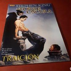 Cómics: LA TORRE OSCURA 4 EXCELENTE ESTADO TRAICION STEPHEN KING PANINI. Lote 133379218