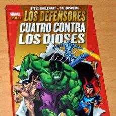 Cómics: MARVEL GOLD - LOS DEFENSORES CONTRA LOS DIOSES - ED. PANINI COMICS - AÑO 2012.. Lote 133380634