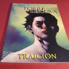 Cómics: LA TORRE OSCURA 1 EXCELENTE ESTADO TRAICION STEPHEN KING PANINI. Lote 133379267