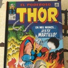 Cómics: TOMO TAPA DURA. EL PODEROSO THOR 2: EN MIS MANOS... ¡ESTE MARTILLO!.. Lote 133423066