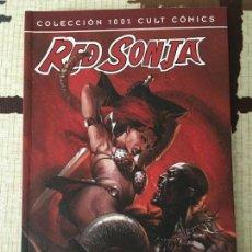 Cómics: TOMO RED SONJA CONTRA THULSA DOOM.. Lote 133423326