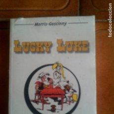 Cómics: CLASICOS DEL COMIC LUCKY LUKE DE PANINI. Lote 133478538
