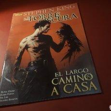 Cómics: LA TORRE OSCURA 3 EL LARGO CAMINO A CASA STEPHEN KING. Lote 133551333