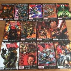 Cómics: X-MEN: COMPLEJO DE MESIAS - PATRULLA-X - MUTANTES - CROSSOVER. Lote 133624210