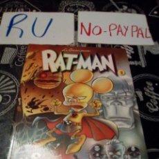 Cómics: RAT MAN RATMAN 1 PANINI COMICS. Lote 133777217