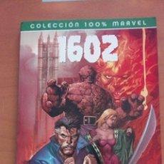 Cómics: LOS 4 FANTÁSTICOS. 1602. COLECCIÓN 100 % MARVEL. Lote 133791801