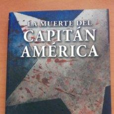 Cómics: LA MUERTE DEL CAPITÁN AMÉRICA. EL HIJO CAÍDO.. Lote 133791909