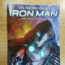 Cómics: VICTOR VON MUERTE IRON MAN #11. Lote 133942066