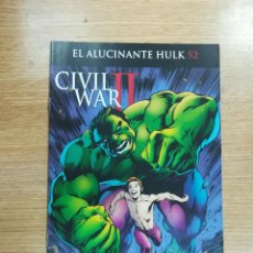 Cómics: INCREIBLE HULK #52 - ALUCINANTE HULK #7. Lote 133957106