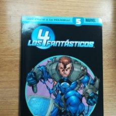 Cómics: 4 FANTASTICOS COLECCIONABLE #2. Lote 134124338