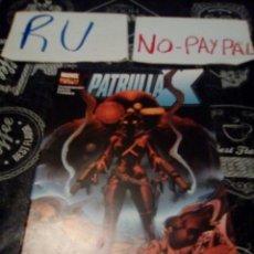 Cómics: PATRULLA X 115 MARVEL PANINI COMICS. Lote 134131306