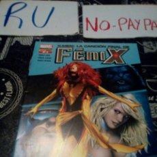 Cómics: X MEN LA CANCIÓN FINAL FENIX 2. Lote 134131783