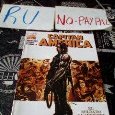 Cómics: CAPITAN AMERICA MARVEL COMICS 11 PANINI EL SOLDADO DEL INVIERNO PARTE 3. Lote 134166587