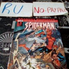 Cómics: SPIDERMAN 3 PANINI COMICS ENTRE LOS MUERTOS 3 DE 4. Lote 134166675
