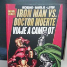 Cómics: IRON MAN DOCTOR MUERTE VIAJE A CAMELOT. P. Lote 134208926