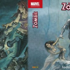 Cómics: CÓMICS. MARVEL LIMITED EDITION. TALES OF THE ZOMBIE - THOMAS/GERBER/MOENCH/ISABELLA/CLAREM (CARTONÉ). Lote 134240618