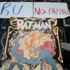 Cómics: RAT MAN 2 PLANETA AGOSTINI. Lote 134270310