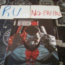 Cómics: BLOODSHOT VOLUMEN UNO 1 INCENDIAR EL MUNDO PANINI COMICS. Lote 134270583