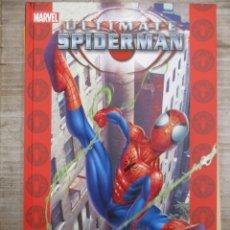 Cómics: ULTIMATE SPIDERMAN - CURVA DE APRENDIZAJE - PANINI MARVEL. Lote 134319030
