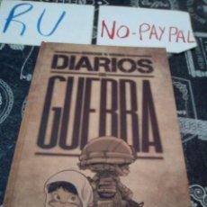 Cómics: DIARIOS DE GUERRA ENRIQUE VEGAS PANINI COMICS. Lote 134373869